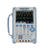 Hantek DSO8060 5-in-1 Handheld Oscilloscope 60MHz DMM Spectrum Analyzer Frequency Counter Arbtrary Waveform Generator