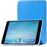 Tri-fold Folio PU Leather Case Cover For Xiaomi Mipad 2