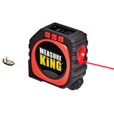 Measure King 3-in-1 Digital Tape Measure String Mode Sonic Mode and Roller Mode Universal Measuring Tool Furniture Accessories
