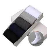 Business Socks Breathable Athletic Cotton Crew Socks