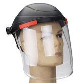 Anti-UV Anti-shock Transparent Len Welding Helmet Face Guard Soldering Mask