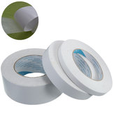 50m Roll Transparent Clear Double Sided Self Adhesive Tape Craft Packaging