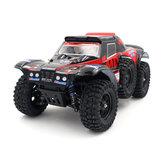 Original Wltoys1240121/122.4G4WD60 km / h Rally Rc Coche Buggy Crawler Vehículo todo terreno RTR Toy