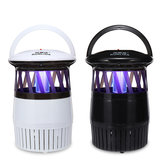 Original 2 in 1 5V USB Electric Mosquito Dispeller LED Light Killer Insect Fly Bug Zapper Trap Lamp