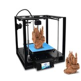 Two Trees® SAPPHIRE-S Corexy Structure Aluminium DIY 3D Printer 220*220*200mm Printing Size With Lerdge-X Mainboard/Power Resume/Off-line Print/3.5 inch Touch Screen/Auto-Leveling/Filament Runout
