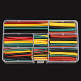 180Pcs Halogen-Free 2:1 Heat Shrink Tubing Wire Cable Sleeving Wrap Wire Kit