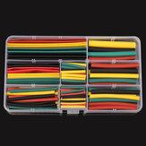 180pcs 2 libre de halógenos : Kit de alambre de envoltura de enfundado cable de alambre 1 tubería del encogimiento del calor