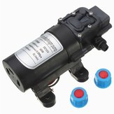 DC 24V 60W 5L/Min Motor High Pressure Micro Diaphragm Water Self Priming Pump