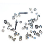Original Compatible Screw Replacement Full Complete Set Phillips Screws for iPhone X Black White Repair