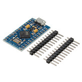 Pro Micro 5V 16M Mini Leonardo Microcontroller Development Board For Arduino