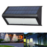 Original 6W 48 LED Solar Powered 4 Modes 1000LM Radar Sensor Wall Street Light Impermeable IP65 al aire libre Yarda