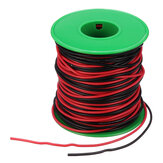 Original 30m 20AWG Soft Silicona Alambre Cable de alta temperatura estañado Cobre Flexible Alambre