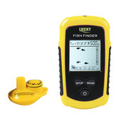 Lucky FFW1108-1 Alarm Sonar 40M/130FT Depth Wireless Fish Finder Sea Lake Fishing Tool