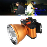 Original BIKIGHT 35/50/60W T6 Mini LED High Brightness Fishing Headlamp IPX4 Waterproof Flashlight Torch Lamp