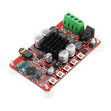 50W+50W TDA7492 CSR8635 Wireless bluetooth 4.0 Audio Receiver Amplifier Board NE5532 Preamp