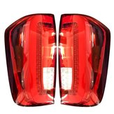 Original 2 x Car Rear Tail Light Lamp For Nissan Navara NP300 D23 2015-2019 Frontier 18-19