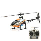 WLtoys V950 2.4G 6CH 3D6G Sistema RCHelicóptero RTF Sin escobillas Sin alerones