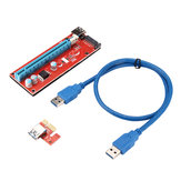 Ver007s USB 3.0 PCI-E 1x to 16x Extender Riser Card Adapter Cable Bitcoin GPU Mining