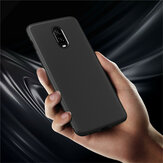 Bakeey™ Carbon Fiber Shockproof Soft TPU Back Cover Protective Case for OnePlus 6T