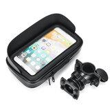 6.3 pulgadas soporte para teléfono Moto bicicleta manillar GPS montaje en bicicleta Caso
