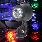Car Music Rhythm Sound Activated LED Interior Light Auto DJ Disco Stage Flash Lamp