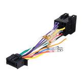 Prise de connecteur de harnais de radio de voiture stéréo de 16Pin ISO PI100 pour Pioneer 03-sur