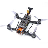 Geprc GEP-CX Cygnet 145mm 3 Inch RC FPV Racing Drone Stable F4 20A 48CH RunCam Split Mini 2 1080P HD