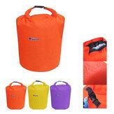 20L Impermeable Bolsa de Almacenamiento Saco Seco para Canoa Barco Kayaking Flotante