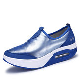 US Taille 5-10 Casual Sport Rocker Sole Chaussures Chaussures de plein air