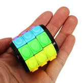 Third-order Magic Finger Cube Cylindrical Puzzle Anxiety Stress Focus Kids Attention Fidget Toy Gift