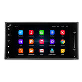 7 дюймов Android 8 2DIN Авто Stereo Quad Core Touch Радио WIFI GPS Nav Video MP5-плеер для Toyota