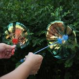 Juguete de la sacudida vistoso grandes juguetes de la burbuja de la fantasía brillantes aparatos extravagantes