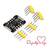 MAX30102 Heartbeat Frequency Tester Heart Rate Sensor Module Puls Detection Blood Oxygen Concentration Test For Arduino