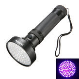 XANES U05 100 x LEDs 395nm Violet UV Fluorescence Sterilization Banknote LED Flashlight