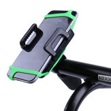 Universal Bike Motorcycle Pram Shockproof Phone Holder With Silicone Bandage for Phone 3.5