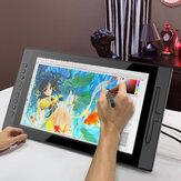 VEIKK VK1560 Tableta digital de 15.6 pulgadas LCD IPS Dibujo Monitor Tablero de dibujo de tableta gráfica