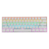 [Interruttore Kailh BOX] Obins Anne Pro 2 60% NKRO Bluetooth 4.0 Type-C RGB Meccanico Gaming Keyboard