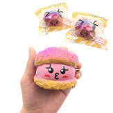Squishy Fun Galaxy Color Puff Ice Cream 22cm Slow Rising With Packaging Collection Gift Soft Toy