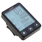 Bogeer YT-308 24 Functions Wireless Bike Computer Touch Button LCD Backlight Waterproof  Speedometer