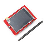 2.4 Inch TFT LCD Shield ILI9341 HX8347 240*320 Touch Board 65K RGB Color Display Module With Touch Pen For Arduino UNO
