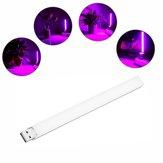 4.5W 27 LED USB Full Spectrum Rot: Blau 18: 9 Wachsen Licht für Indoor Hydroponic Blume Pflanze DC5V