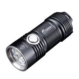 Original Fitorch P25 4x XPG3 LEDs 3000LM 5 Modes IPX-8 Waterproof LED Flashlight 26350 Li-ion Battery