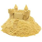 100g DIY Light Play Sand Colorful House Juego de juguetes para niños