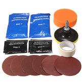 Headlight Lens Restoration Cleaner Kit Plastic Light Polishing Cleaner Repair Tool