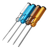 Precision 1.5/2.0/2.5/3mm Hex Screwdriver Tool Kit Assembly Maintenance Tool Model Tool