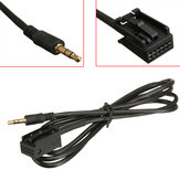 3,5 mm Aux IN Ingang Adapter Kabel Leid Ipod MP3 Voor Vauxhall Astra Corsa Zafira