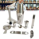 Cocteleradelacocteleradelcoctel del acero inoxidable 600 / 800ML coctelería de Martini del camarero de la bebida herramientas