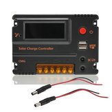CMG-2420 20A 12V-24V LCD Display PWM Solar Panel Regulator Charge Controller with USB Port