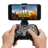 NEWGAME M200 Bluetooth Wired Vibration Gamepad with Phone Clip for IOS Android PC TV Box