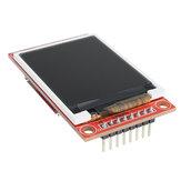 1.8 Inch TFT LCD Affichage Module SPI Série Port avec 4 IO Drive